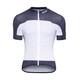 POC Raceday Climber Jersey Men nickel blue/hydrogen white
